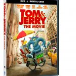 TOM & JERRY The Movie - DVD #Giveaway