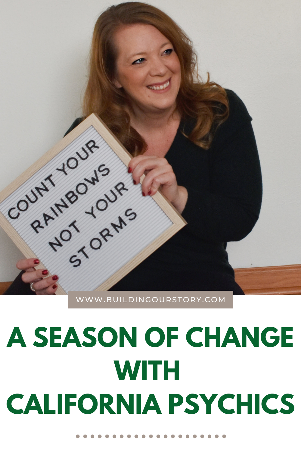 A Season of Change With California Psychics. AD Self-care included me having a chat with a psychic advisor from @capsychics . Helping me find clarity in this journey. Use the code: building5 and have $5 added to your account when you purchase your first reading!