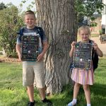 2021-2022:  First Day of School
